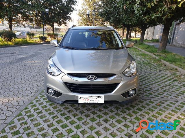 Hyundai ix35 diesel in vendita a aversa (caserta)