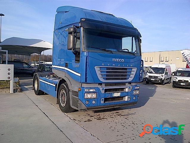 Iveco stralis as440s48 zf+ imp idraulico diesel in vendita a pradamano (udine)