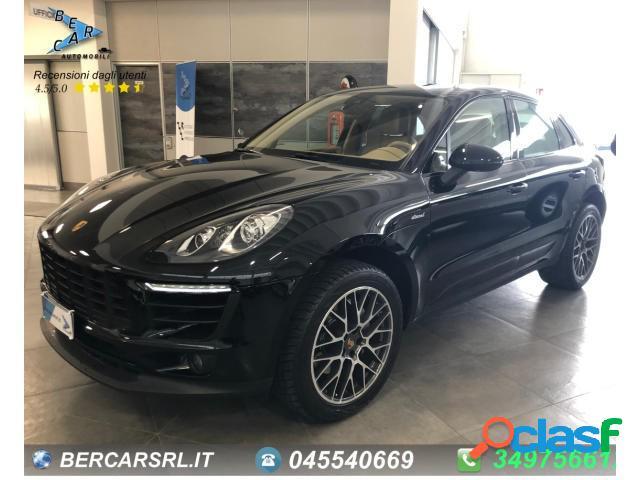 Porsche macan diesel in vendita a verona (verona)