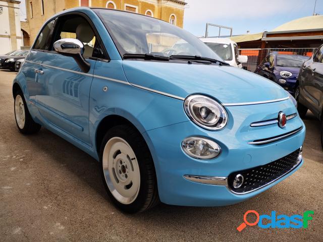 Fiat 500 cabrio benzina in vendita a manduria (taranto)