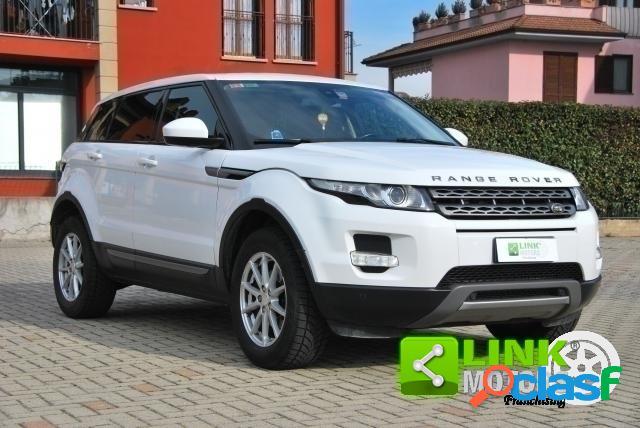 Land rover range rover evoque diesel in vendita a castiraga vidardo (lodi)