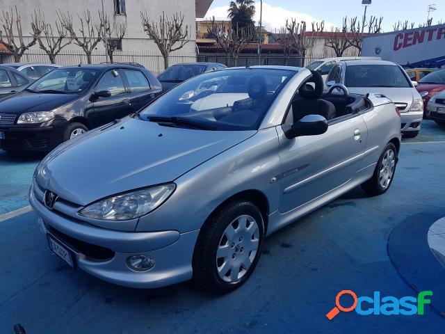 Peugeot 206 benzina in vendita a villaricca (napoli)