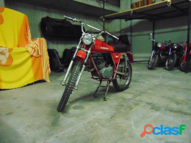 Gilera trial 50 benzina in vendita a collazzone (perugia)
