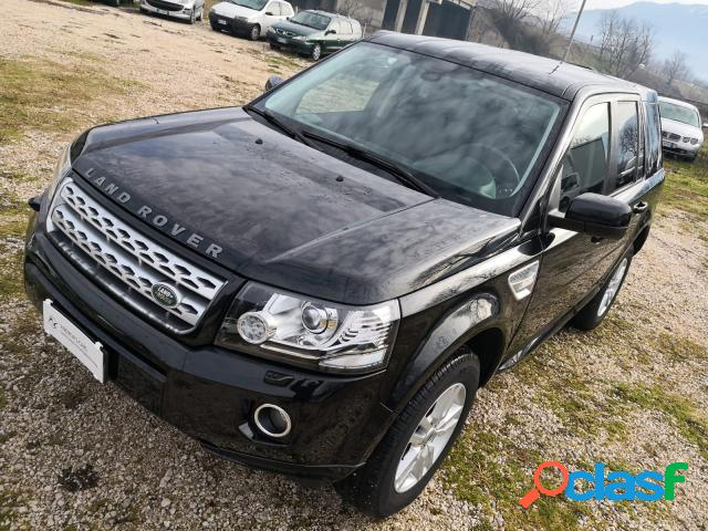 Land rover freelander diesel in vendita a montella (avellino)