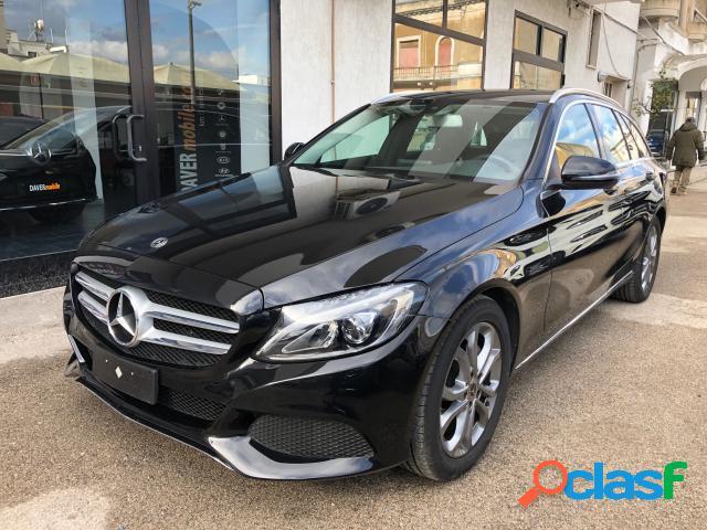Mercedes classe c station wagon diesel in vendita a manduria (taranto)