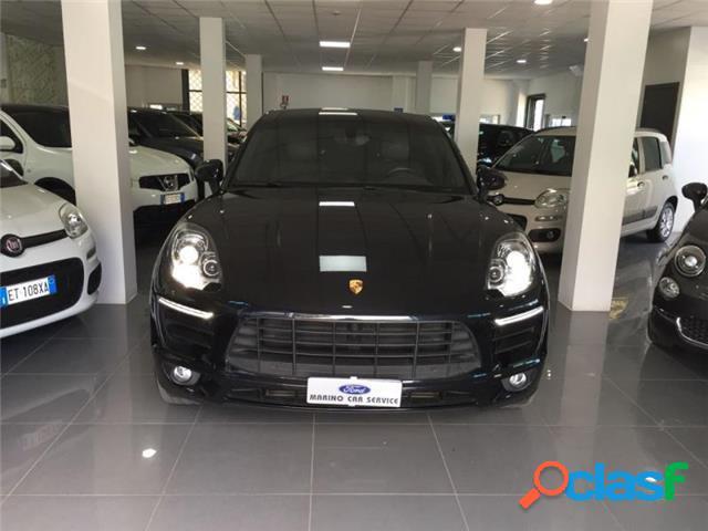 Porsche macan diesel in vendita a aversa (caserta)