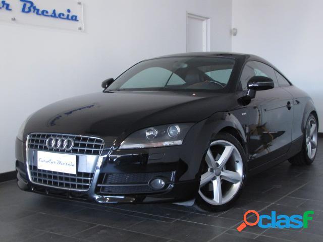 Audi tt coupè benzina in vendita a rezzato (brescia)