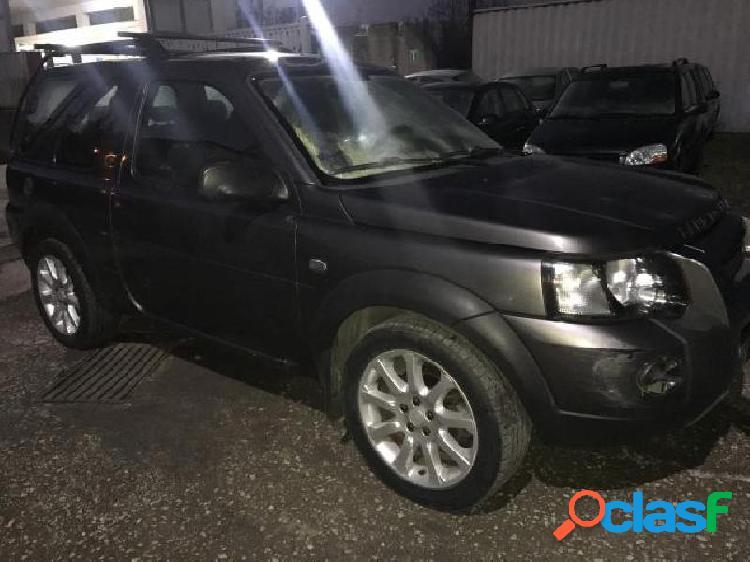 Land rover freelander diesel in vendita a san giuseppe vesuviano (napoli)