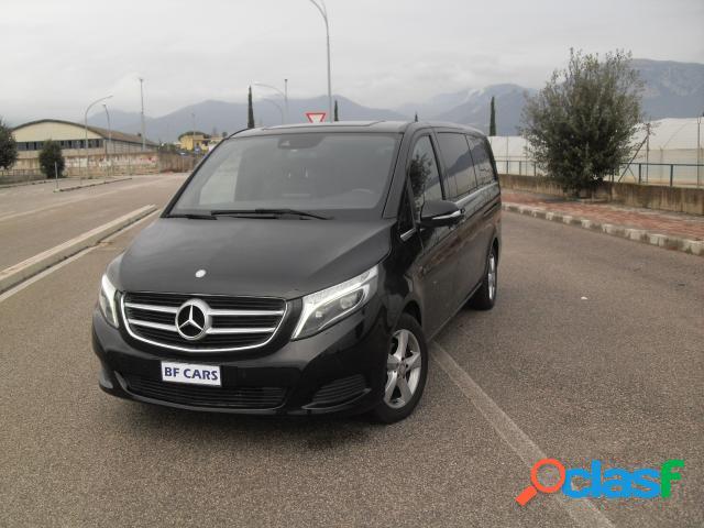 Mercedes classe v diesel in vendita a bellizzi (salerno)