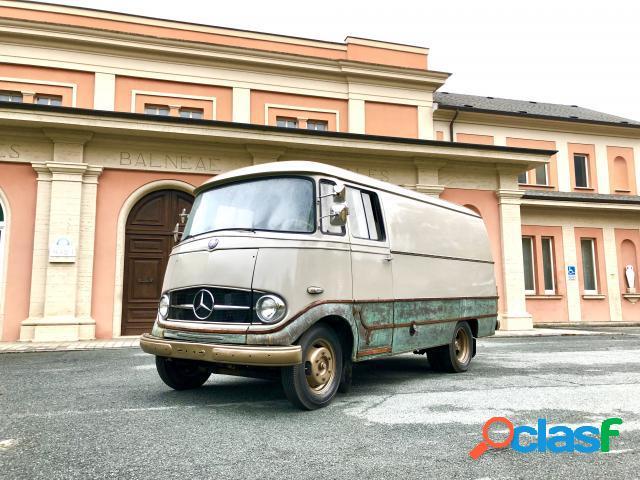 Mercedes l319 van furgone benzina in vendita a acqui terme (alessandria)