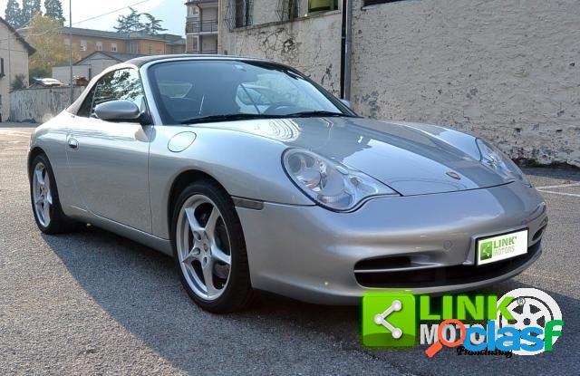 Porsche 911 cabrio benzina in vendita a castiraga vidardo (lodi)