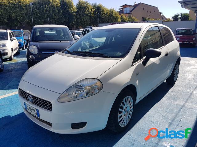 Fiat grande punto van diesel in vendita a villaricca (napoli)