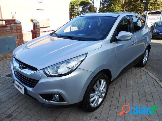 Hyundai ix35 diesel in vendita a siena (siena)