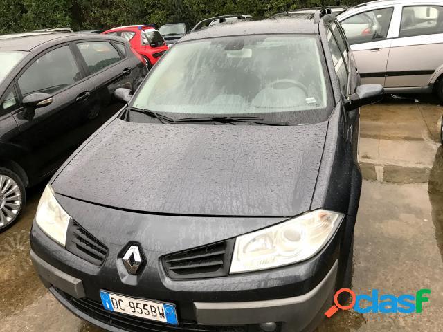 Renault mégane diesel in vendita a roma (roma)