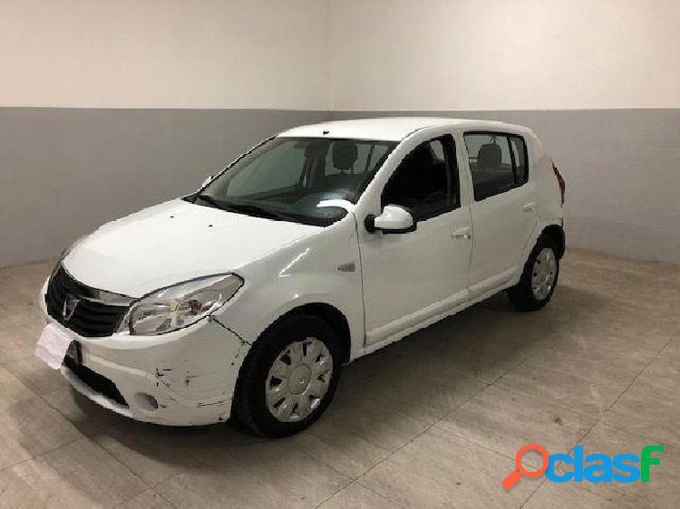 Dacia sandero diesel in vendita a san giuseppe vesuviano (napoli)
