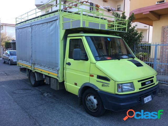 Iveco daily 49.12 diesel in vendita a strongoli (crotone)