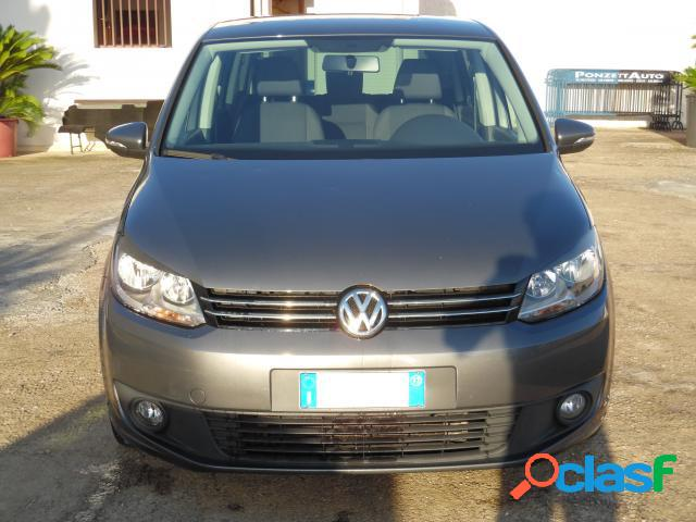 Volkswagen touran diesel in vendita a taurisano (lecce)