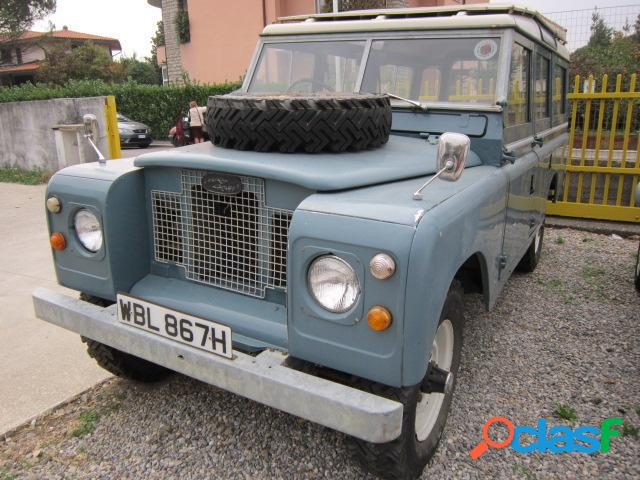 Land rover defender benzina in vendita a bergamo (bergamo)