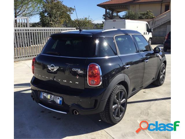 Mini countryman diesel in vendita a latina (latina)