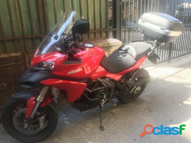 Ducati multistrada 1200 benzina in vendita a genova (genova)