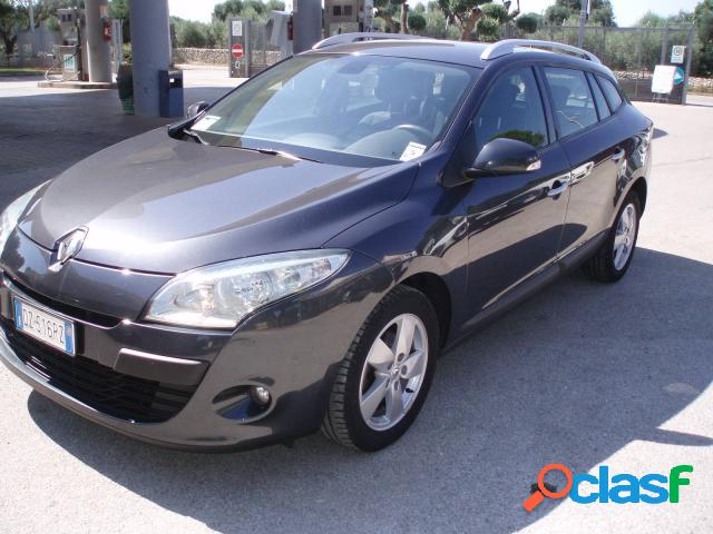 Renault mégane sportour diesel in vendita a san vito dei normanni (brindisi)