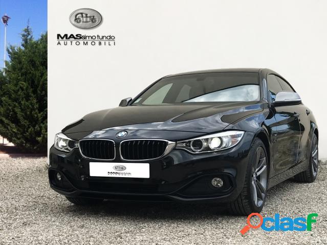 Bmw serie 4 gran coupé diesel in vendita a melissano (lecce)