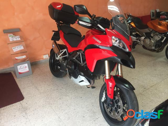 Ducati multistrada 1200 benzina in vendita a oppido lucano (potenza)
