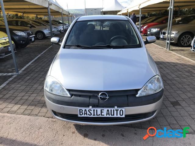 Opel corsa benzina in vendita a oppido lucano (potenza)