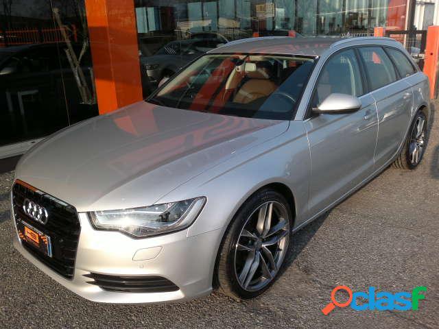 Audi a6 avant diesel in vendita a castegnato (brescia)