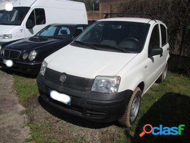 Fiat panda van 1.2 natural power metano in vendita a lamporecchio (pistoia)