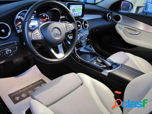 Mercedes classe c station wagon diesel in vendita a rezzato (brescia)