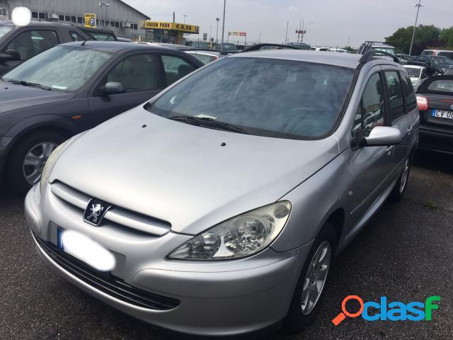 Peugeot 307 sw benzina in vendita a alghero (sassari)