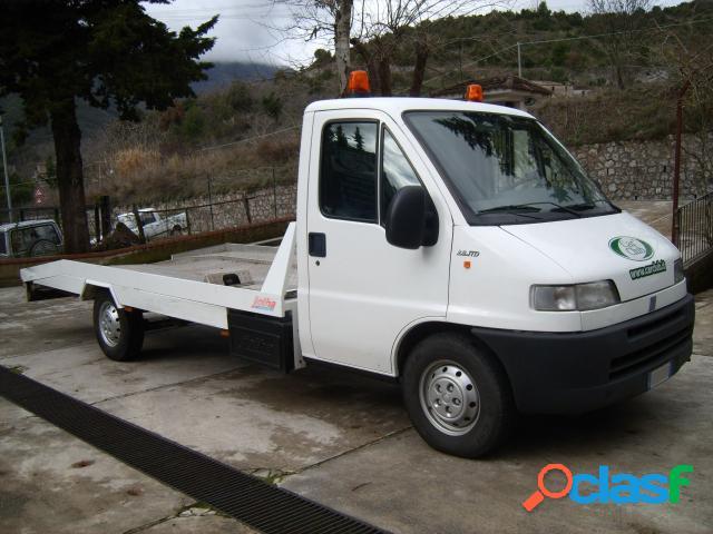 Fiat ducato 2.8 jtd carroattrezzi diesel in vendita a morano calabro (cosenza)