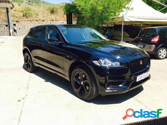 Jaguar f-pace diesel in vendita a morano calabro (cosenza)