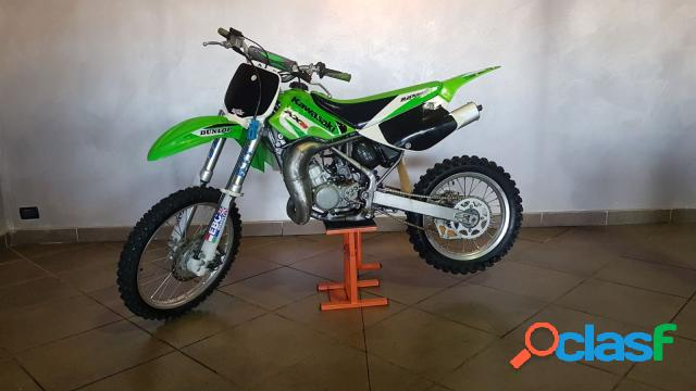 Kawasaki KL KX 85 in vendita a Orzinuovi (Brescia)