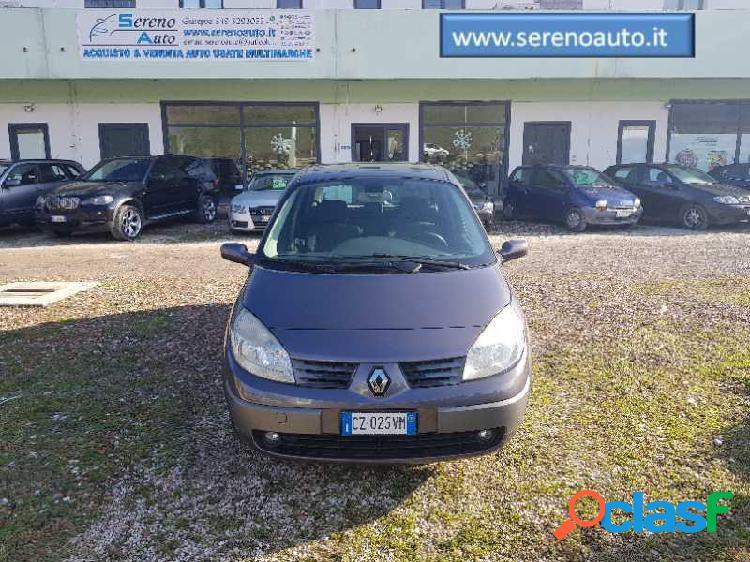 Renault scénic diesel in vendita a pesaro (pesaro-urbino)