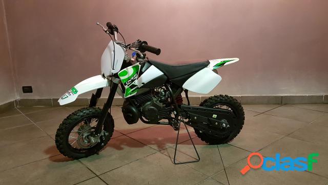 Tm Moto MX 80 Junior in vendita a Orzinuovi (Brescia)