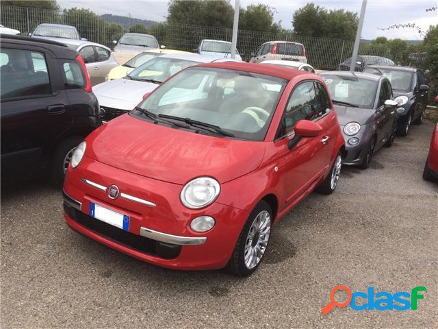 Fiat 500 cabrio benzina in vendita a fasano (brindisi)