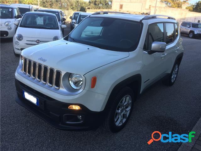 Jeep renegade diesel in vendita a fasano (brindisi)