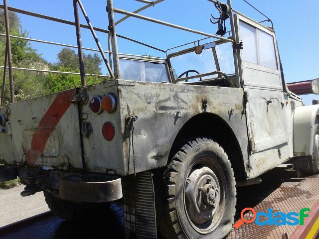 Fiat campagnola diesel in vendita a accettura (matera)