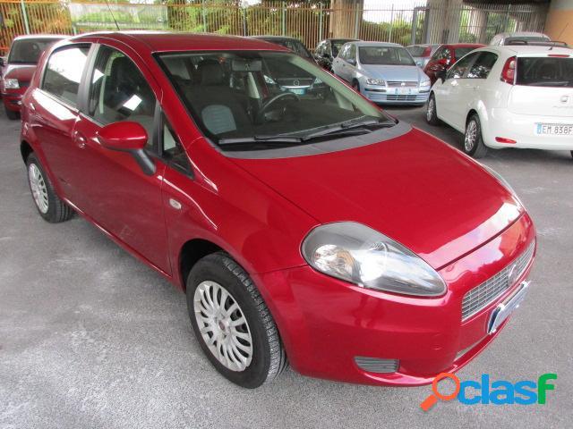 Fiat grande punto benzina in vendita a qualiano (napoli)