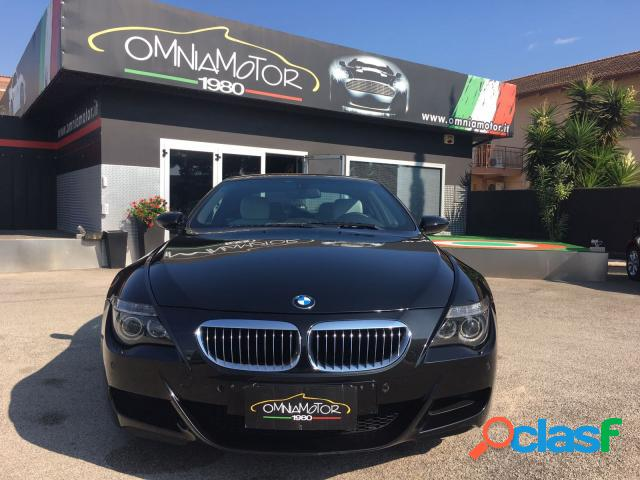 BMW Serie 6 Coupè benzina in vendita a Terracina (Latina)