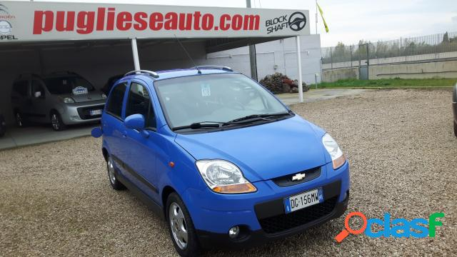 Chevrolet matiz benzina in vendita a latiano (brindisi)