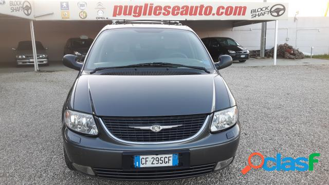 Chrysler voyager diesel in vendita a latiano (brindisi)