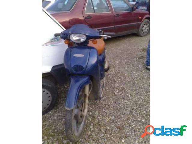 Piaggio liberty 50 benzina in vendita a accettura (matera)