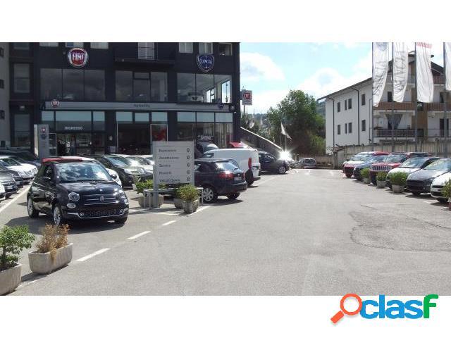 Fiat 500 cabrio benzina in vendita a potenza (potenza)