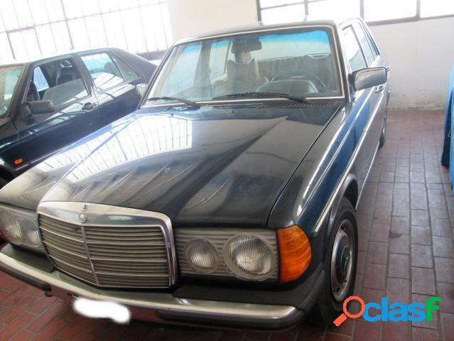 Mercedes classe 200 diesel in vendita a lamporecchio (pistoia)