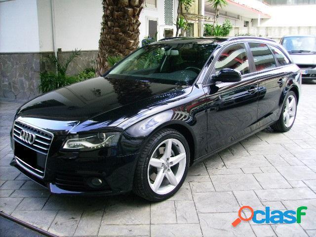 Audi a4 avant diesel in vendita a pagani (salerno)