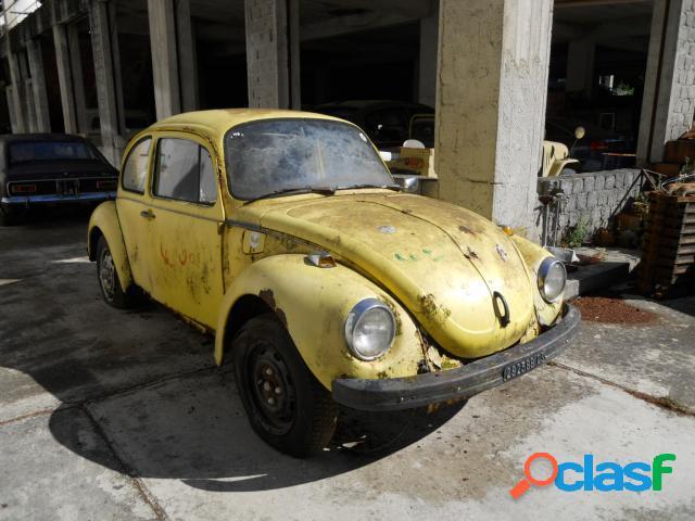 Volkswagen maggiolino benzina in vendita a morano calabro (cosenza)