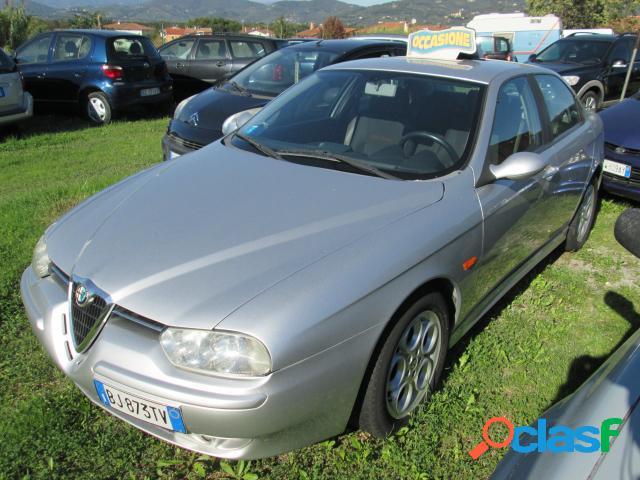 Alfa romeo 156 benzina in vendita a lamporecchio (pistoia)